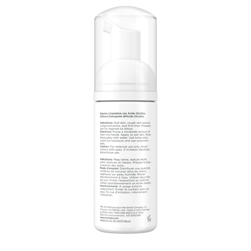 Foaming Glycolic Wash