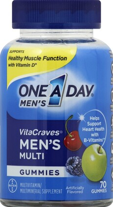 One A Day Women's 70-Count Vitacraves - Harmon Face Values
