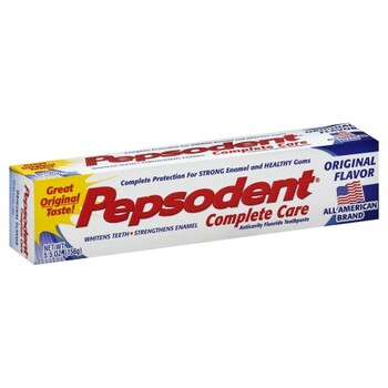 Pepsodent Complete Care Original 5 5 oz