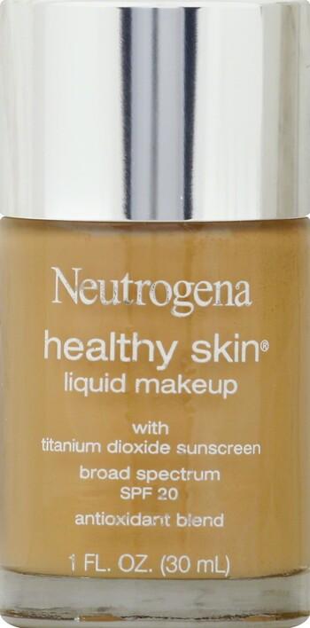 Neutrogena Healthy Skin Liquid Makeup SPF 20 Honey