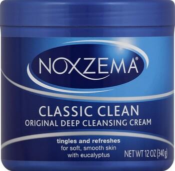 How To Use Noxzema >> Noxzema Original Deep Cleansing Cream 12 Oz