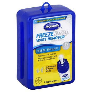 Dr  Scholl's Freeze Away 7 Treatments