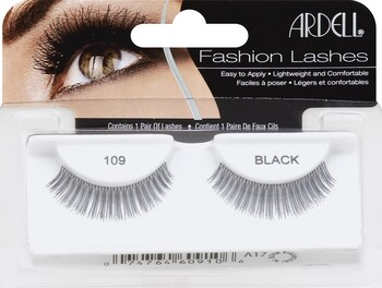 c6f7d742733 Ardell Fashion Lashes 109 Black - Harmon Face Values
