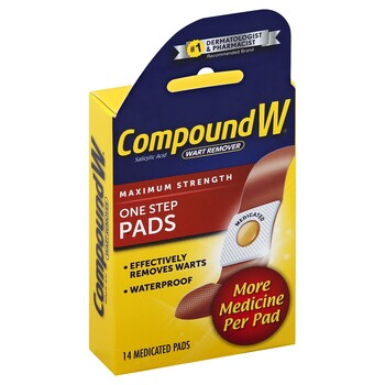 Compound W Adult Pads 14ct