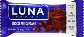 Luna Chocolate Cupcake 1 69 Oz Harmon Face Values