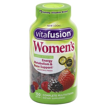 Vitafusion Women's 150-Count Multivitamin Gummies