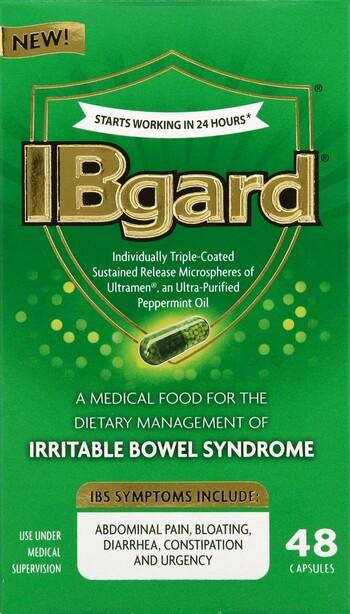 Ibgard 48 Capsules Harmon Face Values