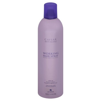 1ccc29d5d8bf Alterna Caviar Anti-Aging Working Hair Spray Ultra Dry 15.5oz