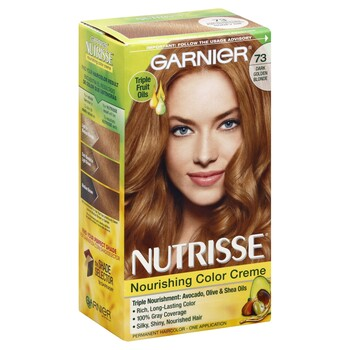 Garnier Nutrisse Nutricolor 73 Dark Golden Blonde