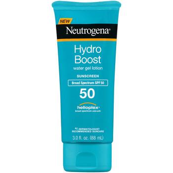 Neutrogena Hydro Boost Water Gel Lotion SPF 50 3 oz