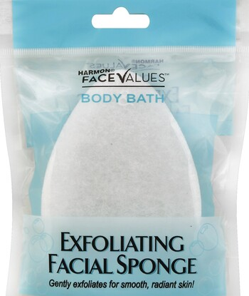 Harmon Face Values Exfoliating Facial Sponge Harmon Face Values