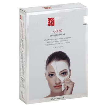 a0ade5f373d Global Beauty Mask Coq10 Spa 5 Count - Harmon Face Values