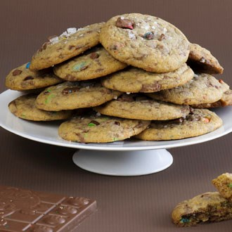 Sweet & Salty Cookies