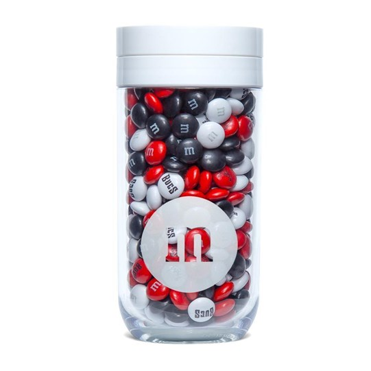 Tampa Bay Buccaneers NFL M&M'S Candy Gift Jar