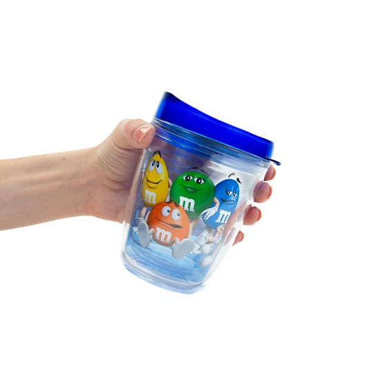 M&M'S Characters Double Wall Tumbler - SCALE