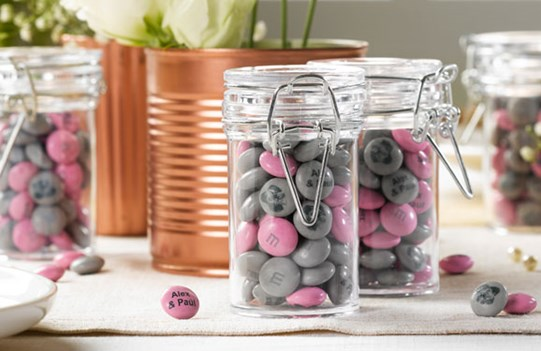 Wedding Favors – Small Jars