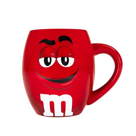 M&M'S Character Barrel Mug