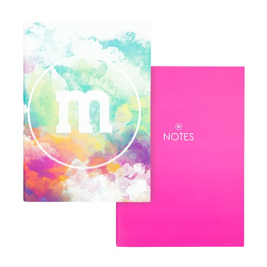 M&M'S Multi-Cloud Notebook, 2-Pack
