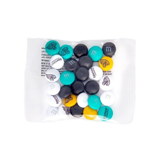 Jacksonville Jaguars NFL M&M'S Party Favor Pack