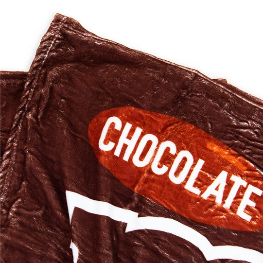 M&M'S Chocolate Bag Blanket; Detail View