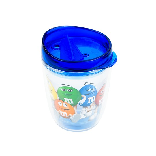 Lid of M&M'S Characters Double Wall Tumbler
