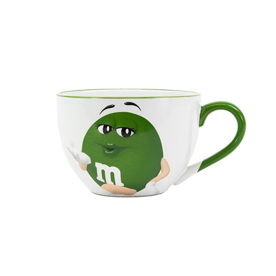 Mrs. Green Cappuccino Mug; Basic View
