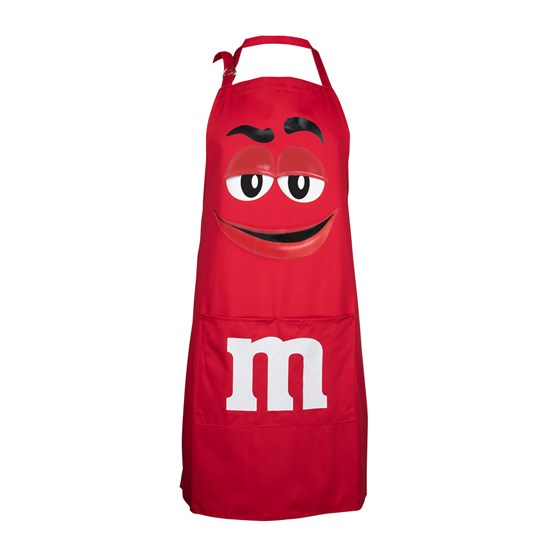 M&M'S Character Apron & Hat Set, Front View of M&M'S Character Apron