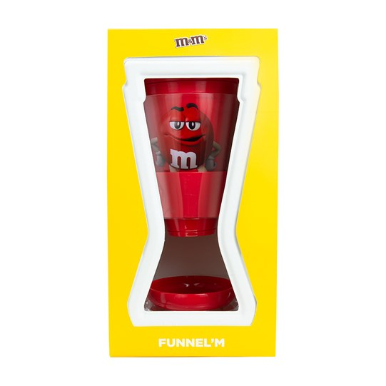 M&M'S Character Funnel Candy Dispenser in box