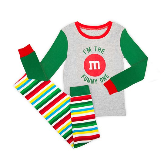 Boys M&M'S Holiday Lounge Set; Alt View