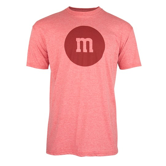 Men's M&M'S Tonal M Logo Tee