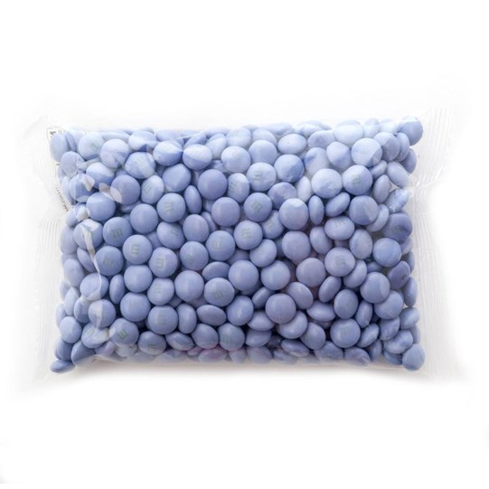 Light Purple M&M'S Bulk Candy 1lb