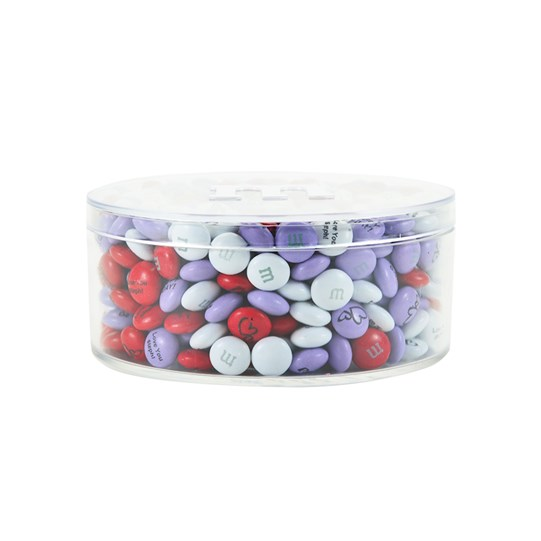 Personalizable M&M'S Round Gift Box 1lb