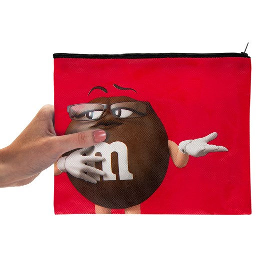 M&M'S Character Recycled Pouch - SCALE