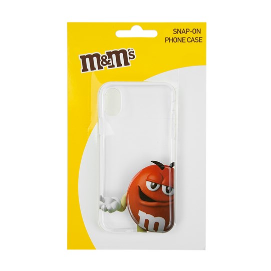 M&M'S Big Face Character iPhone Case - Red character (in packaging)