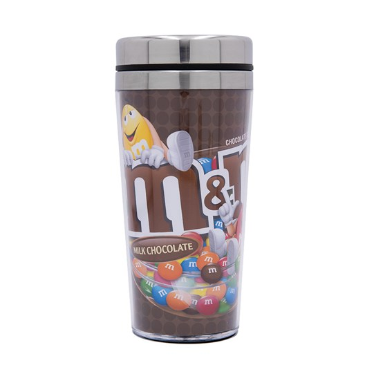 M&M'S Stainless Tumbler - Brown/M&M'S Milk Chocolate