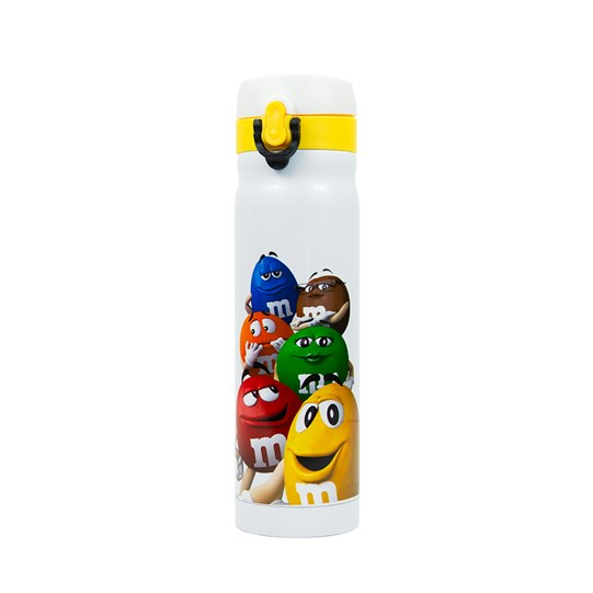 M&M'S Characters Flip Lid Bottle. Basic View
