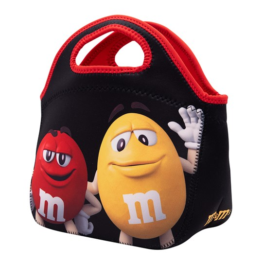 Side view of M&M'S Character Insulated Tote