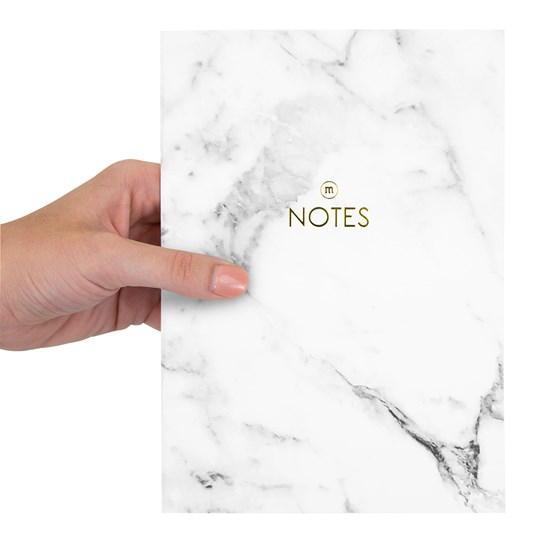 M&M'S Marble Notebook, 2-Pack - SCALE