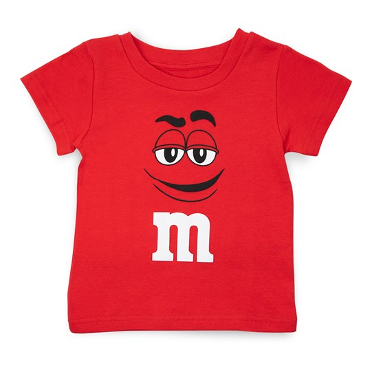 Unisex Youth M&M'S Big Face Tee; Basic View
