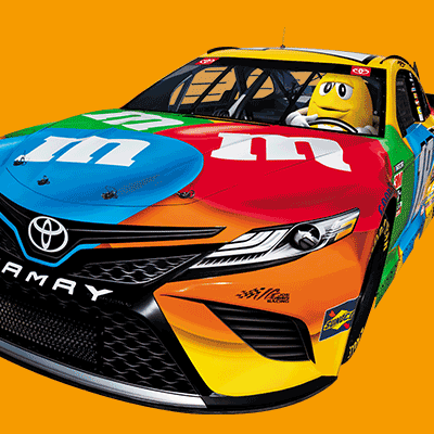 Learn About M&M'S Nascar