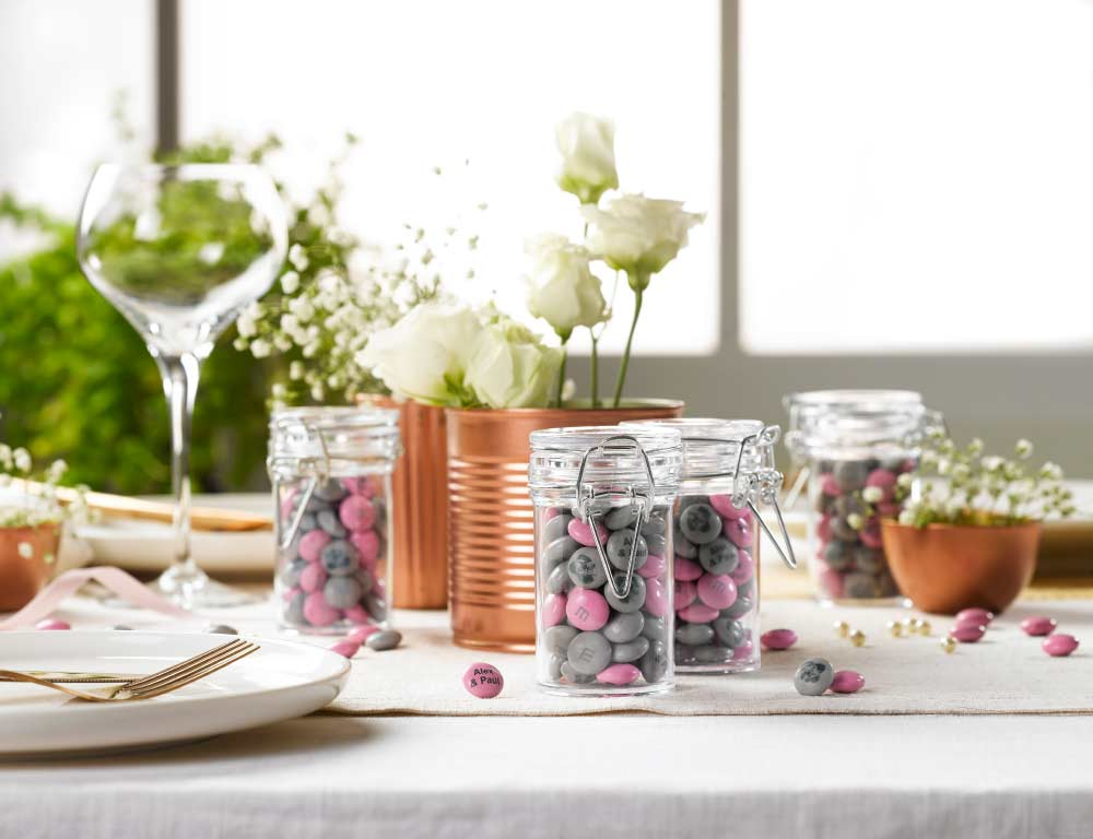 Wedding Favours – Small Jars