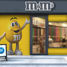 Sklepy M&M'S World