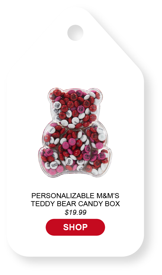 Click to view Teddy Bear Gift Container