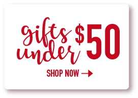 Shop Gifts Under 50 Dollars