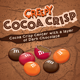 CREEPY COCOA CRISP