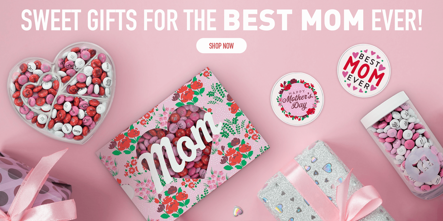 Click this banner to shop our Mothers Day Gifts