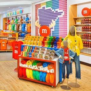 Inside the MOA Store