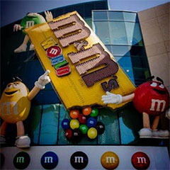M&M'S World Store - Las Vegas
