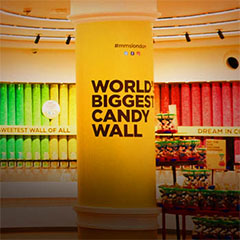 M&M'S World World Store - London