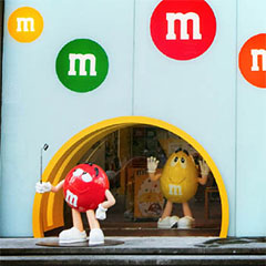 M&M'S World World Store - Shanghai